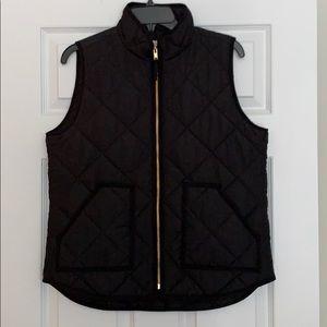 J Crew NWT Size Medium Puffer Vest
